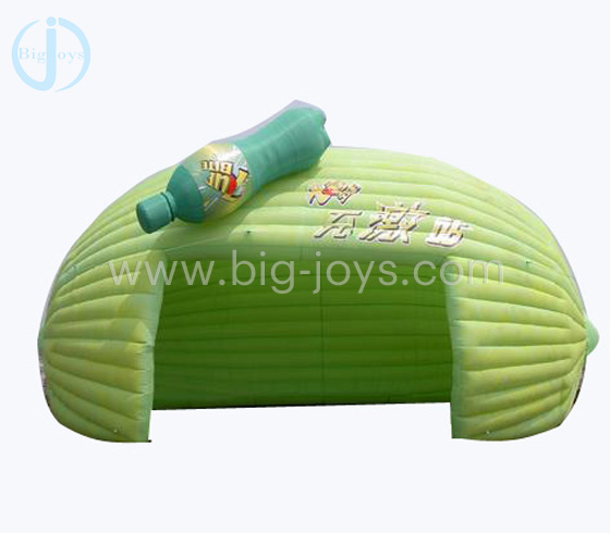 inflatable dome advertising tent, circus tent