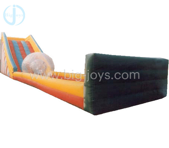 Inflatable Zorb Slide