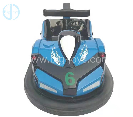 Battery Bumper car with Gun