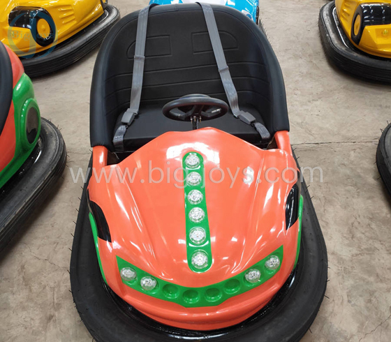 Battery Shinning Bumper Car
