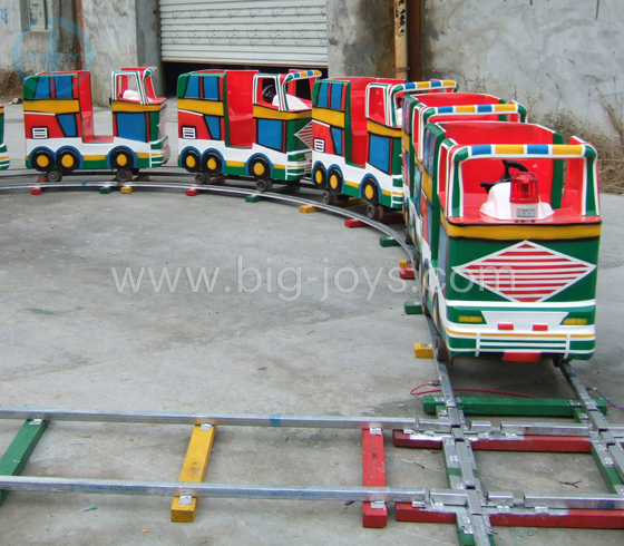 Kids Bus Train