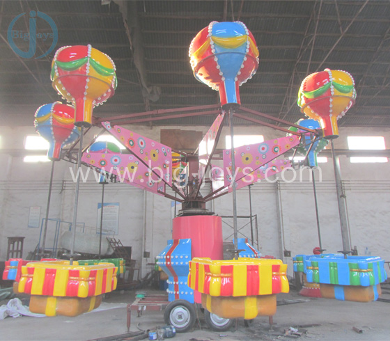 Samba Balloon with Trailer