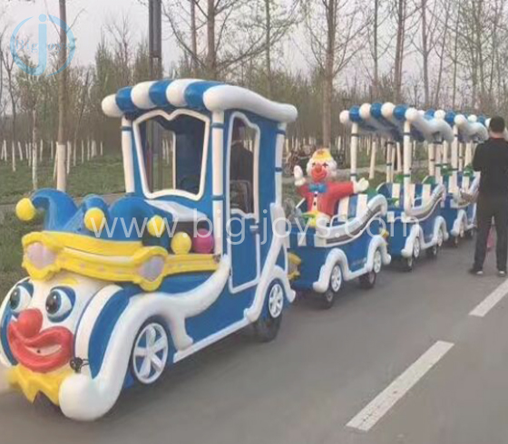 Clown Tourist Train